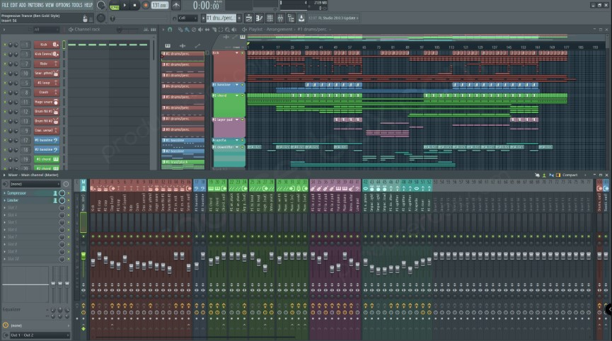 FL Studio 20.1.2.887 Crack Full Version + Registration key [Win + MAC] 2019