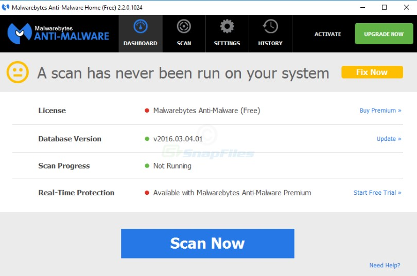 Malwarebytes Premium Crack 4.2.3.204 + License Key