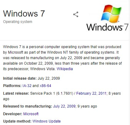 Windows 7 product key With Serial Key for 32bit/64bit