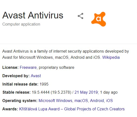 Avast License Key + Activation Code